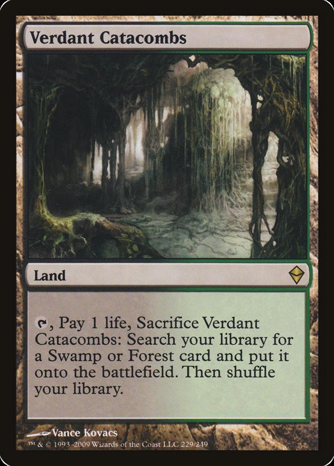 Verdant Catacombs [ZEN]