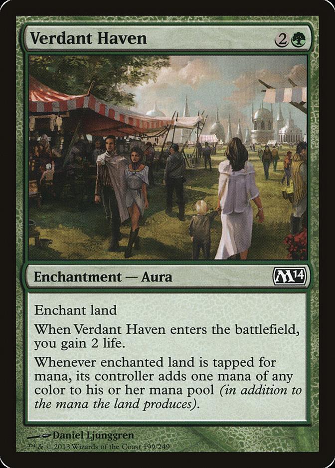 Verdant Haven [M14] (F)