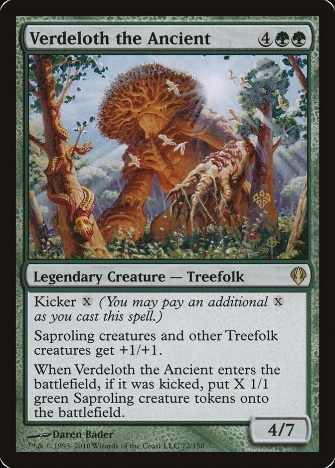 Verdeloth the Ancient [ARC]