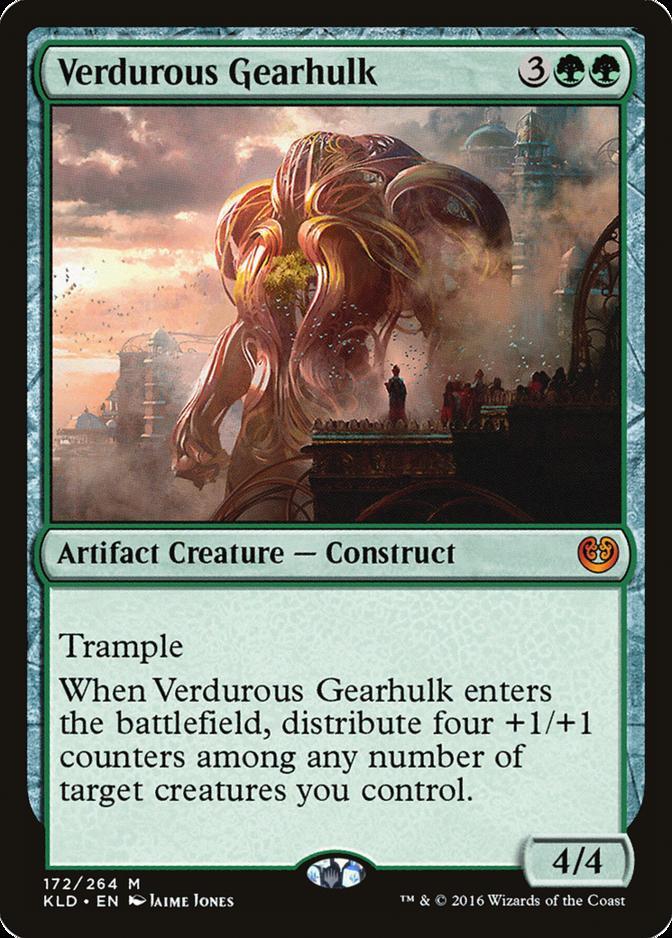 Verdurous Gearhulk [KLD]