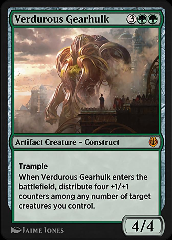 Verdurous Gearhulk [KLR]