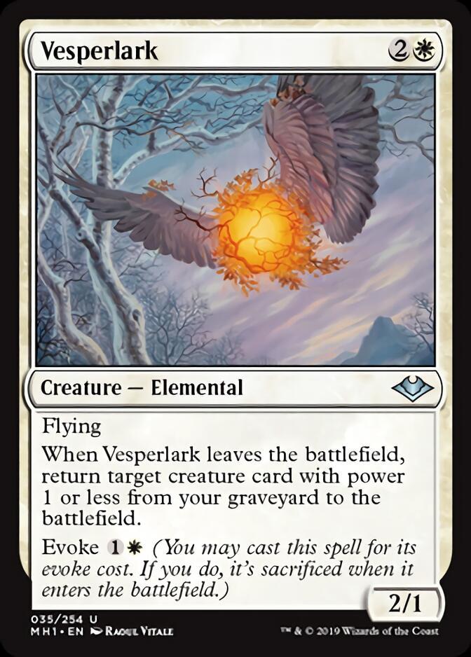 Vesperlark [J21]
