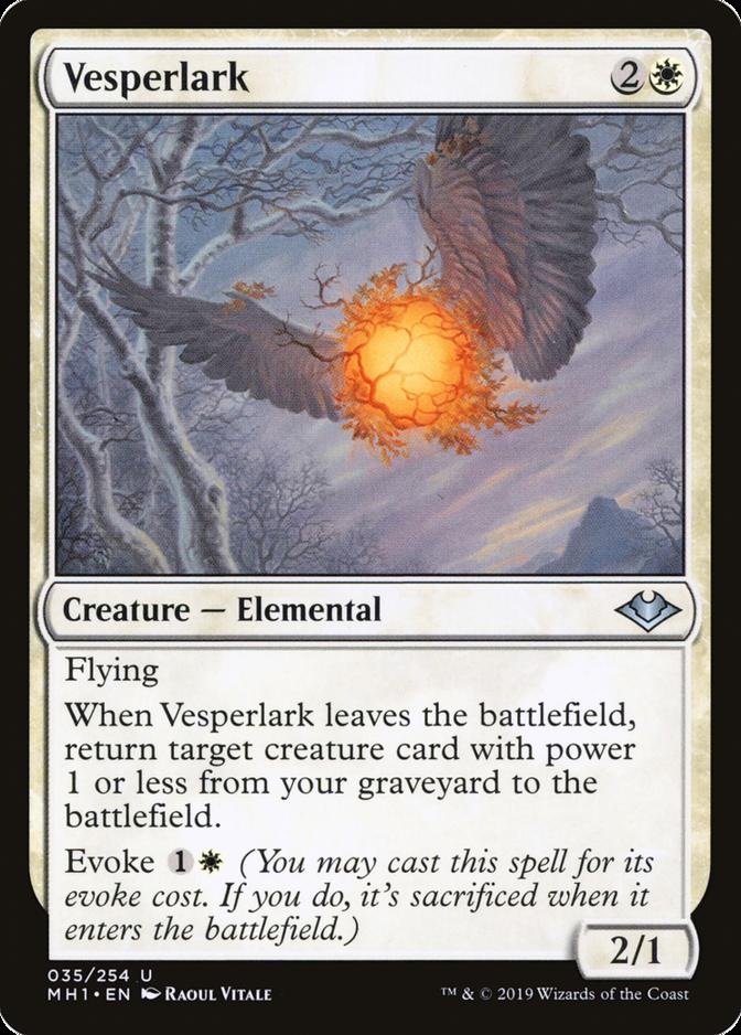 Vesperlark [MH1]
