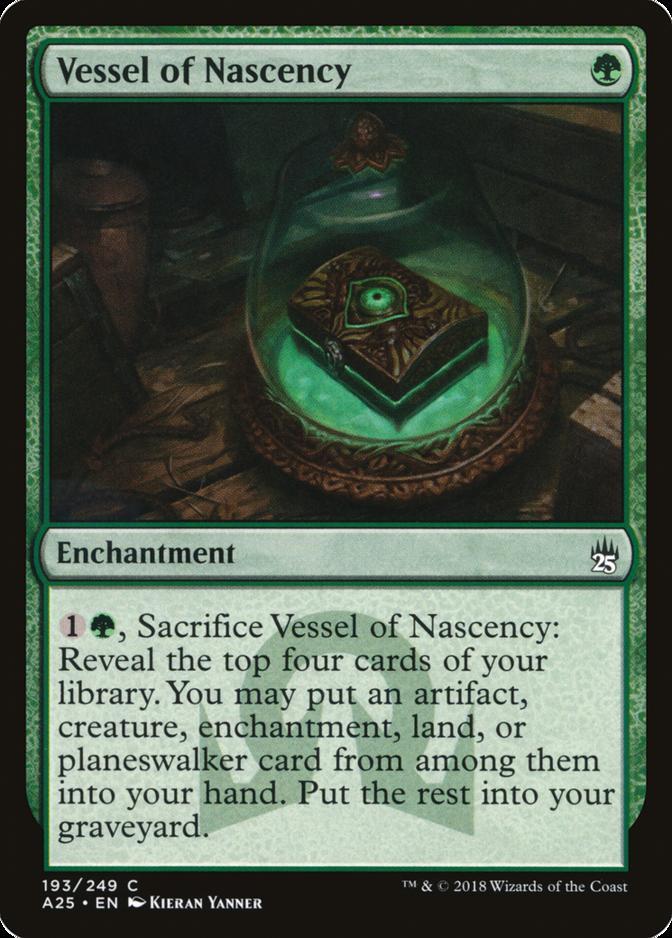 Vessel of Nascency [A25] (F)