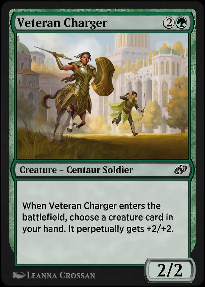 Veteran Charger [J21]