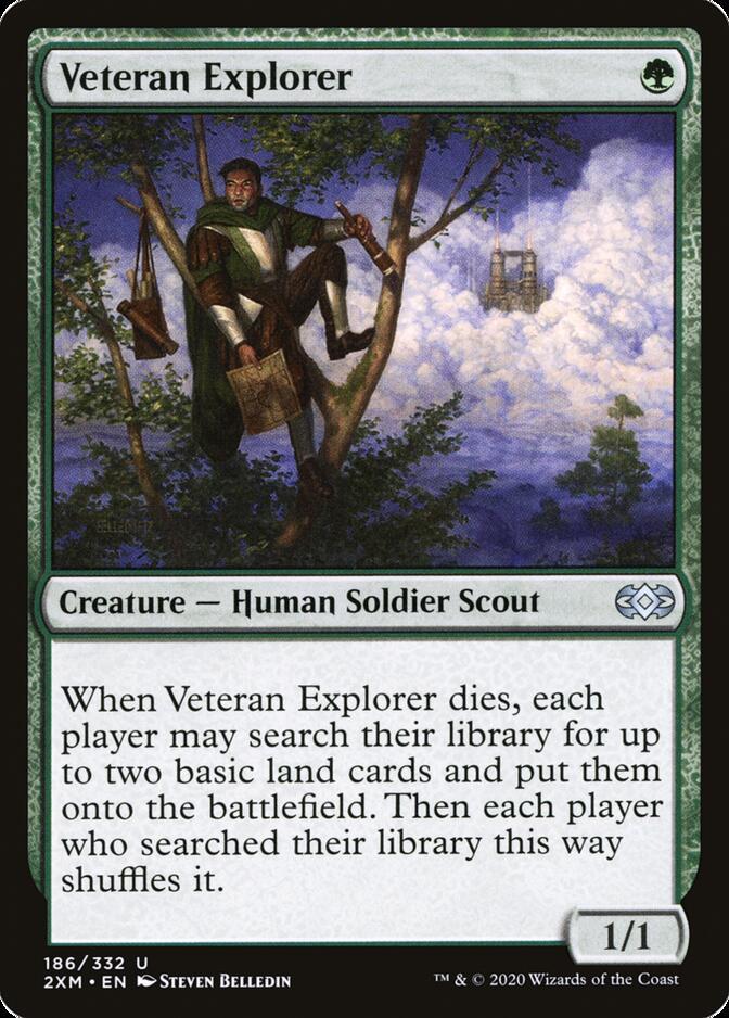 Veteran Explorer [2XM]