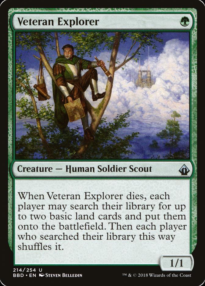 Veteran Explorer [BBD] (F)
