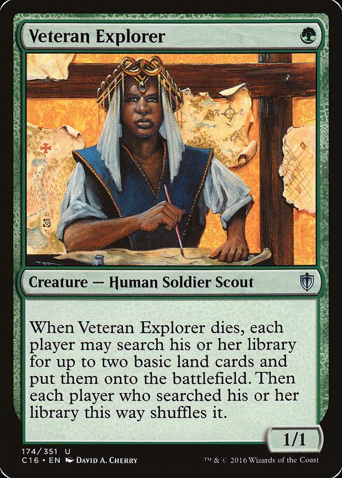 Veteran Explorer [C16]