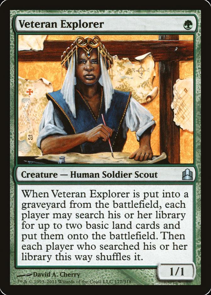Veteran Explorer [CMD]