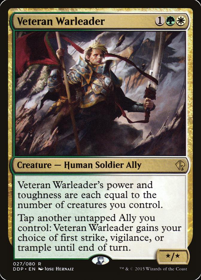 Veteran Warleader [DDP]