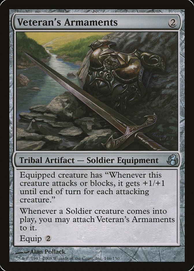 Veteran's Armaments [MOR]