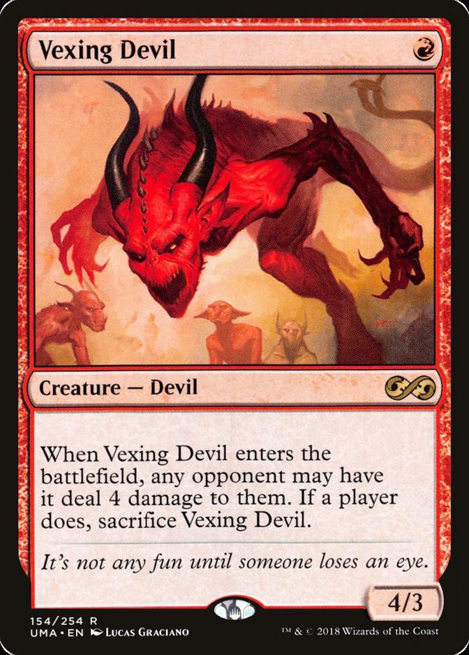 Vexing Devil [UMA]