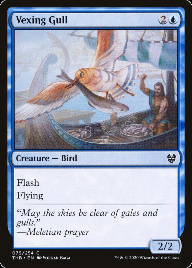 Vexing Gull [THB]