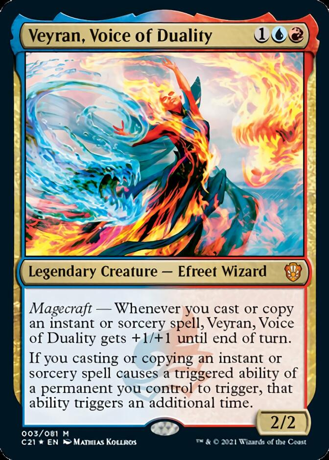 Veyran, Voice of Duality [C21] (F)