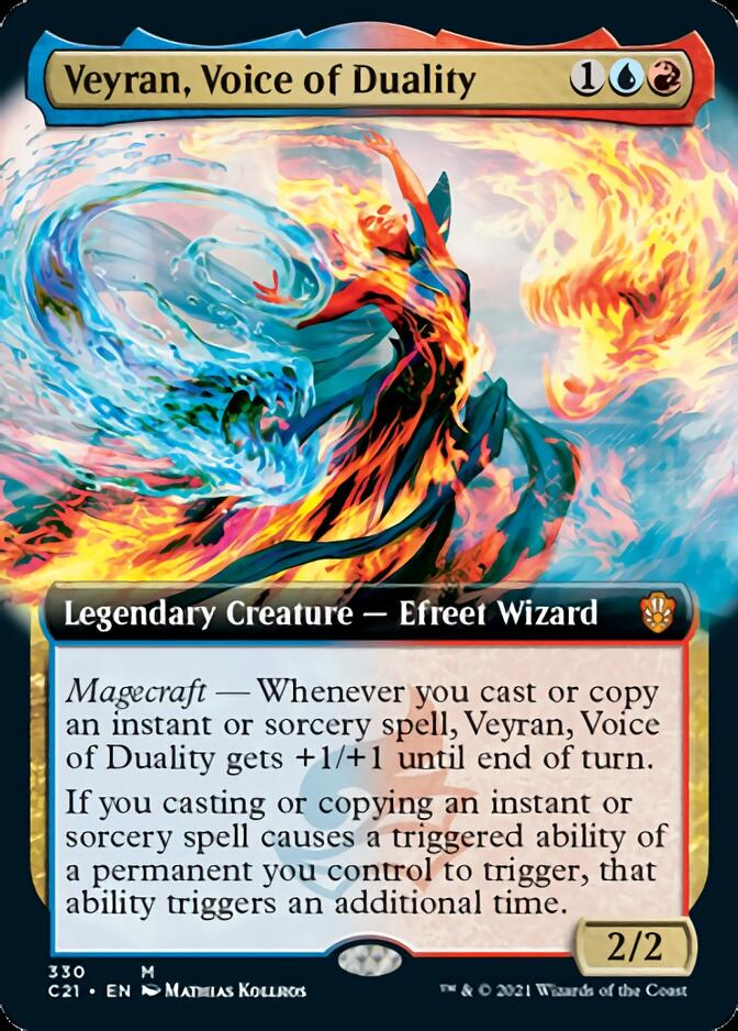 Veyran, Voice of Duality <extended> [C21]