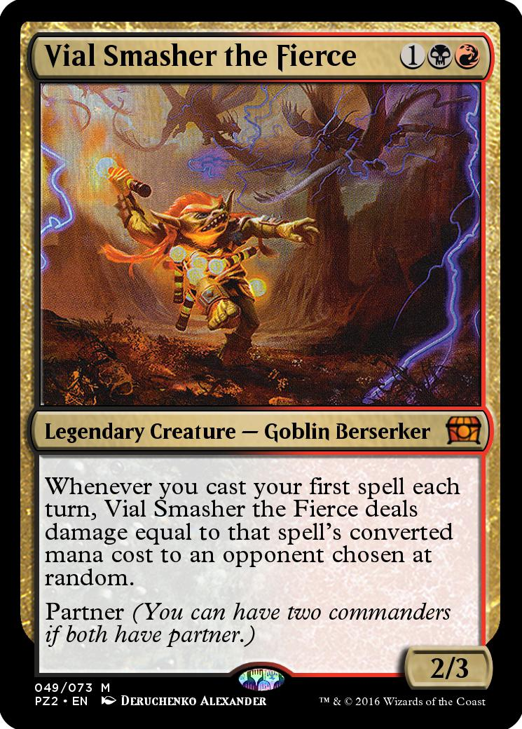 Vial Smasher the Fierce [PZ2]