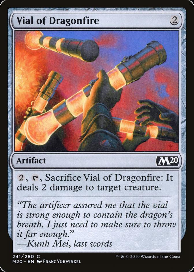 Vial of Dragonfire [M20]