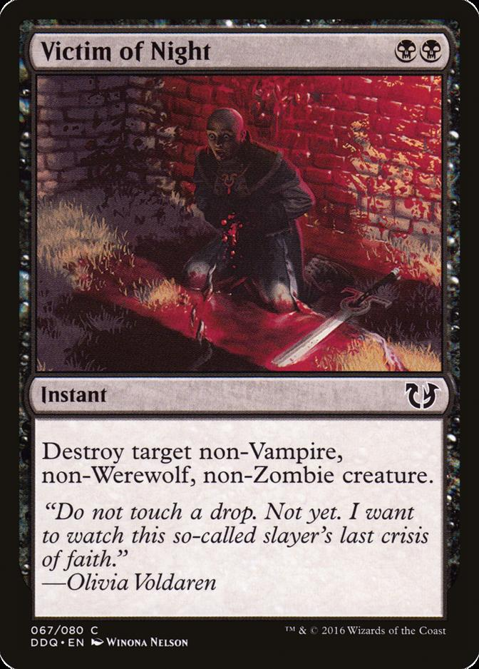 Victim of Night [DDQ]