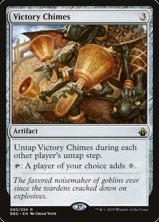 Victory Chimes [BBD]