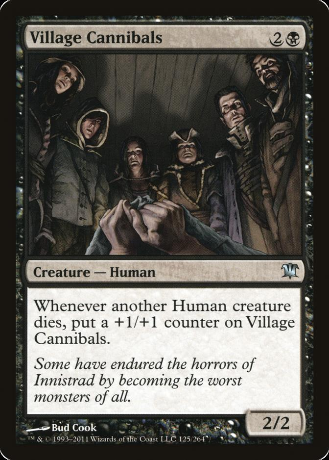 Village Cannibals [ISD]