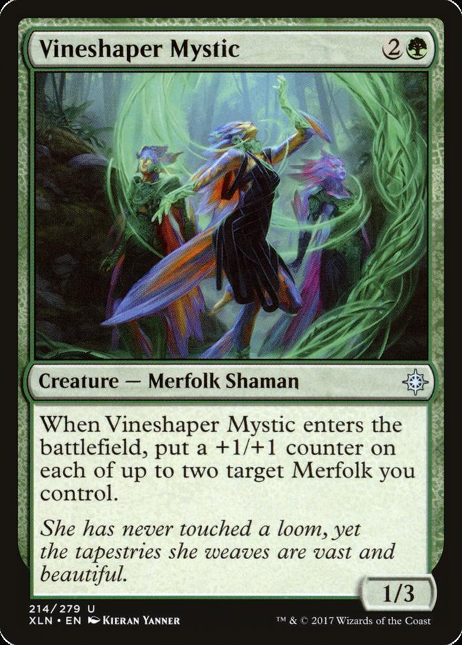 Vineshaper Mystic [XLN]
