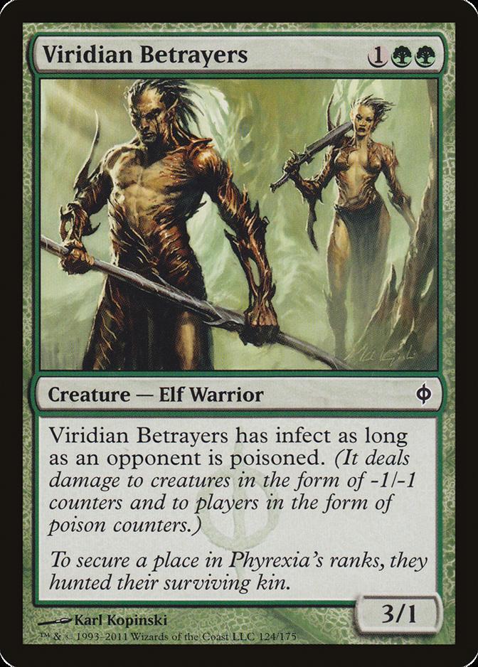 Viridian Betrayers [NPH]