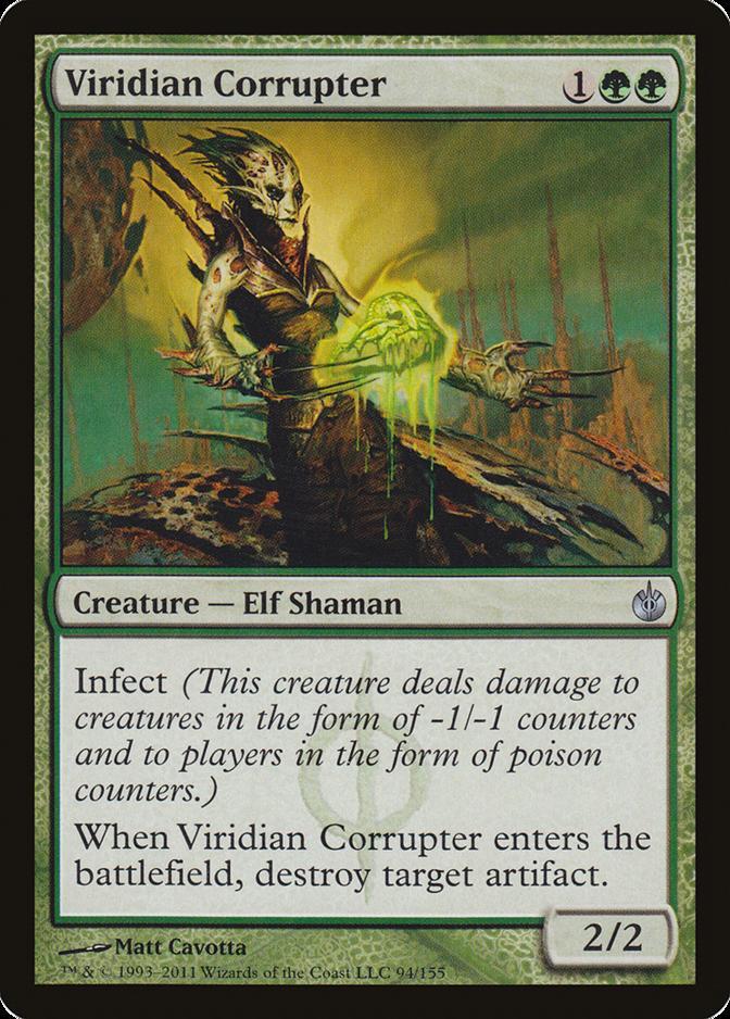 Viridian Corrupter [MBS]
