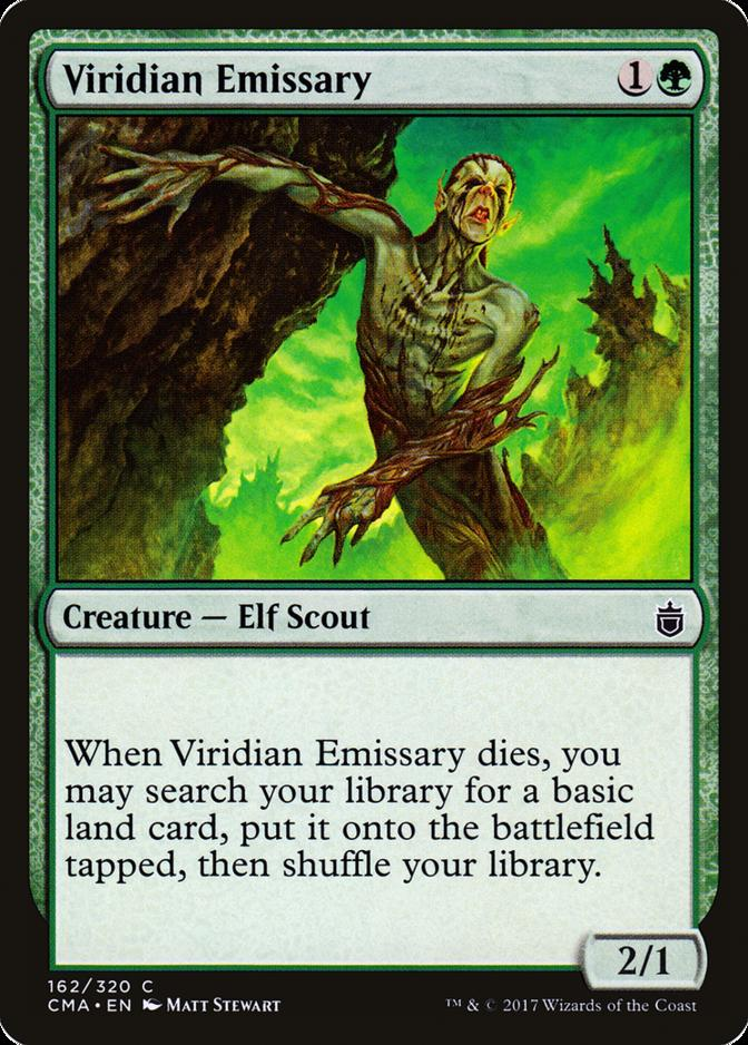 Viridian Emissary [CMA]