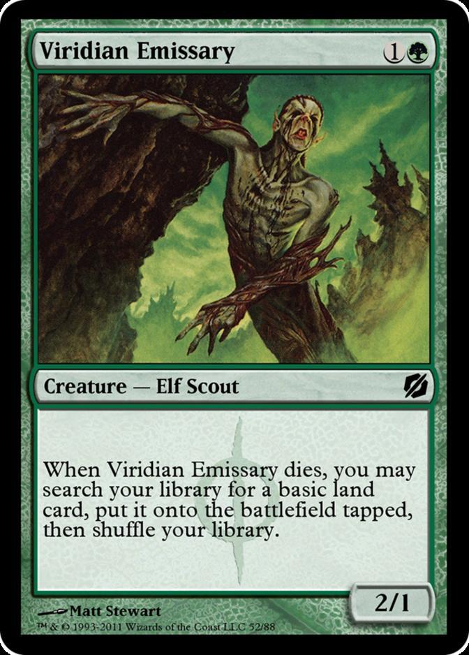 Viridian Emissary [TD2]
