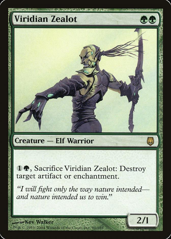 Viridian Zealot [DST]