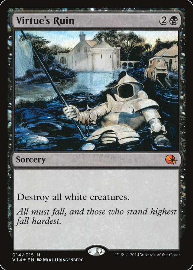 Virtue's Ruin [V14] (F)