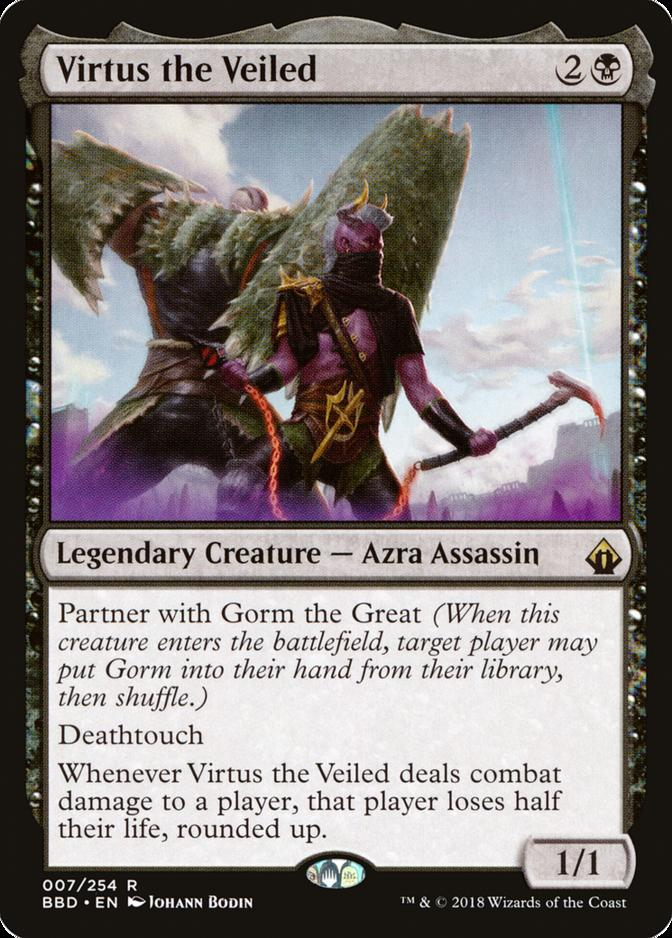 Virtus the Veiled [BBD]