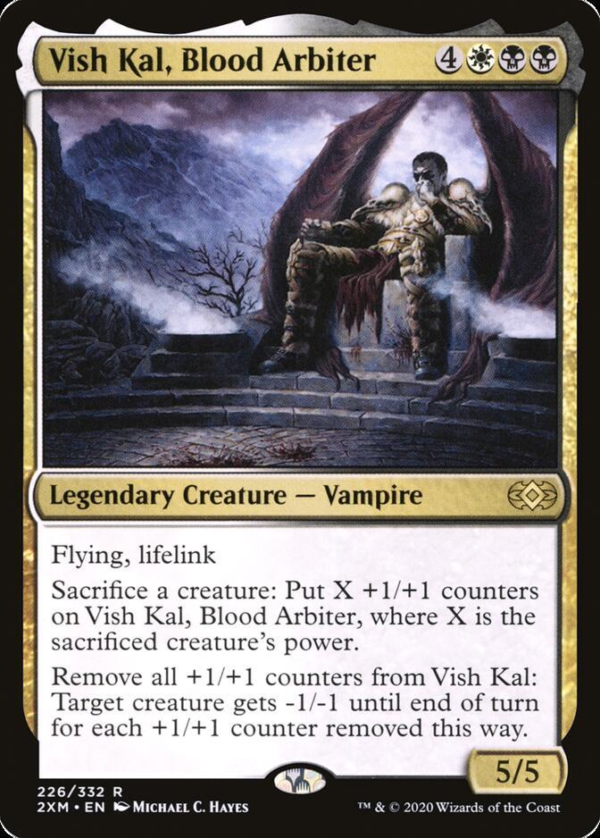 Vish Kal, Blood Arbiter [2XM]