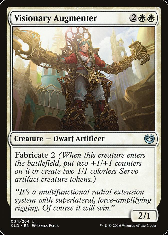 Visionary Augmenter [KLD]