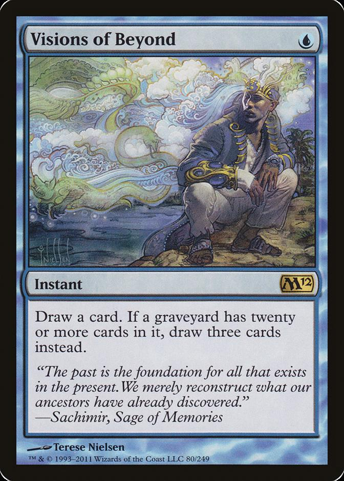 Visions of Beyond [M12] (F)