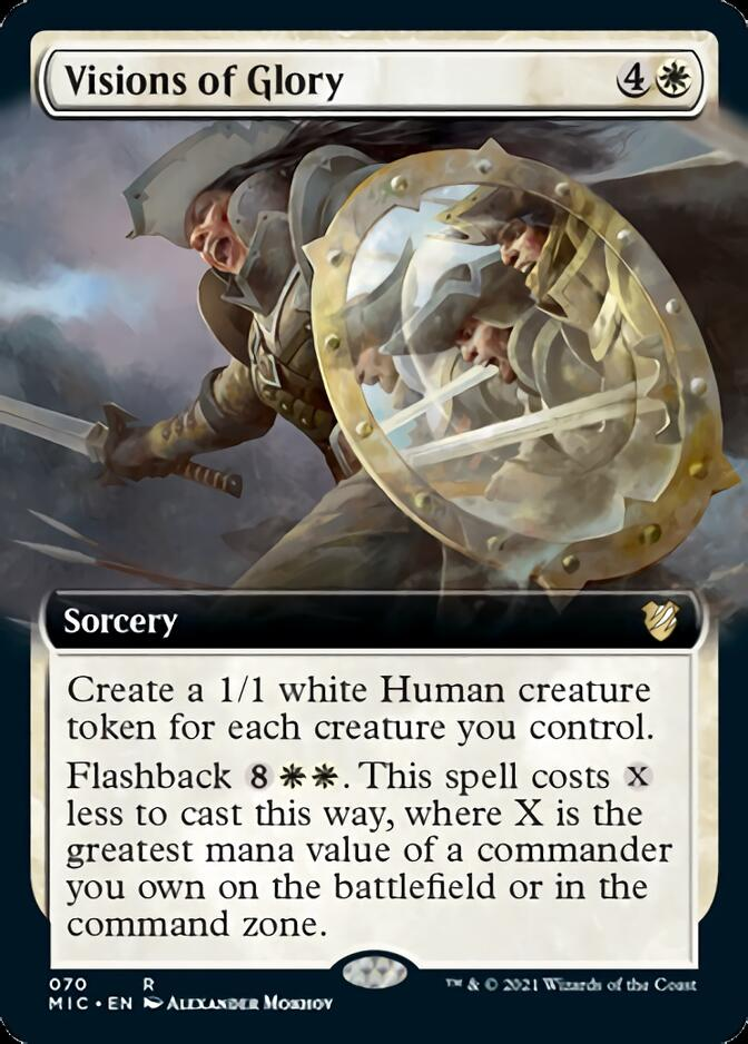 Visions of Glory <extended> [MIC]