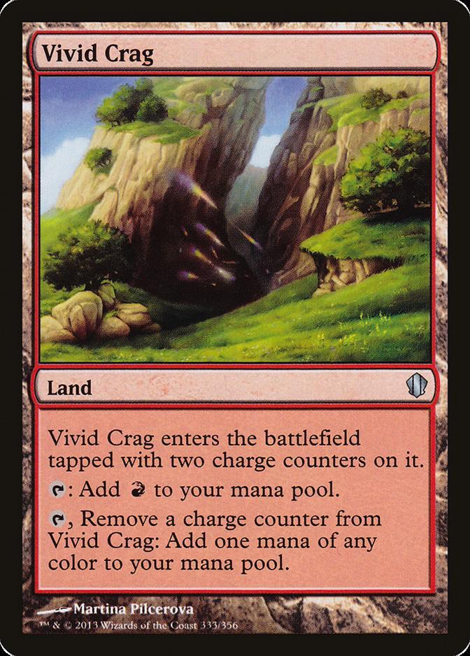 Vivid Crag [C13]