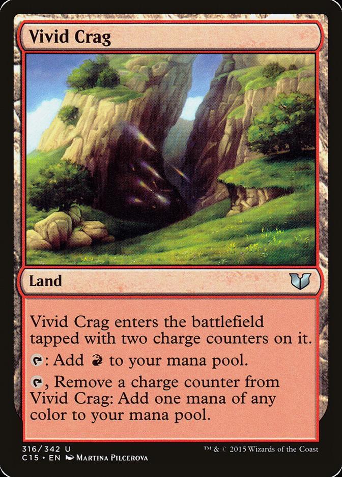 Vivid Crag [C15]