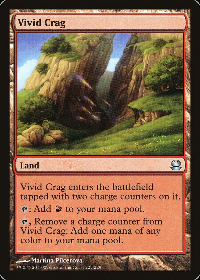 Vivid Crag [MMA] (F)