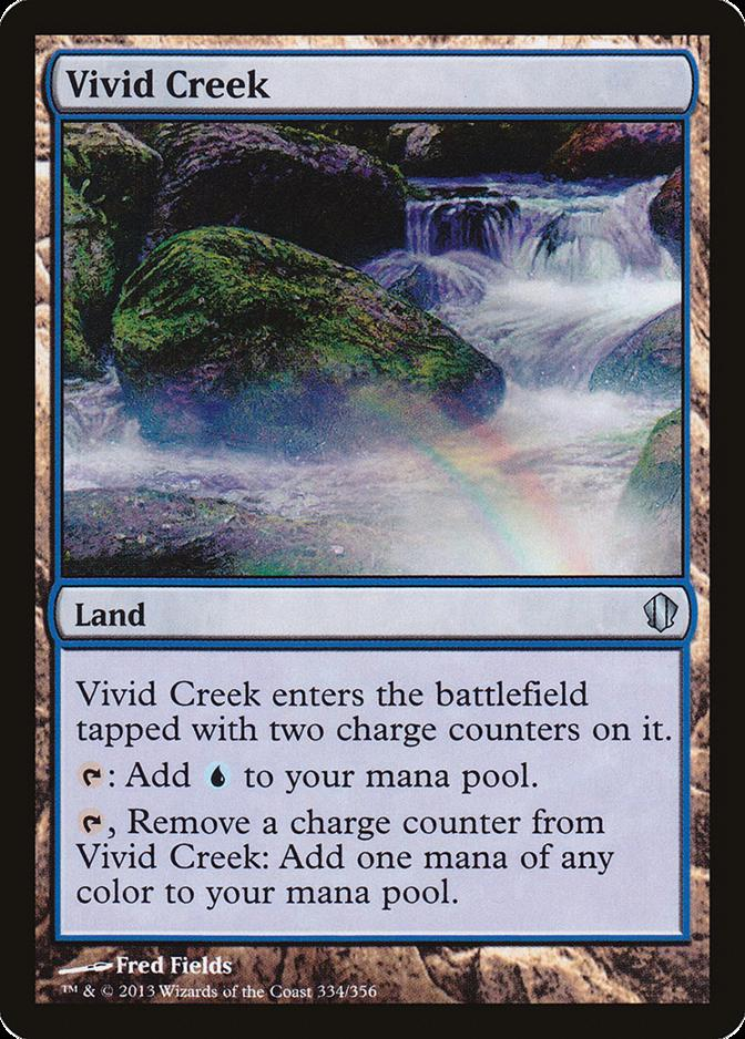 Vivid Creek [C13] (F)
