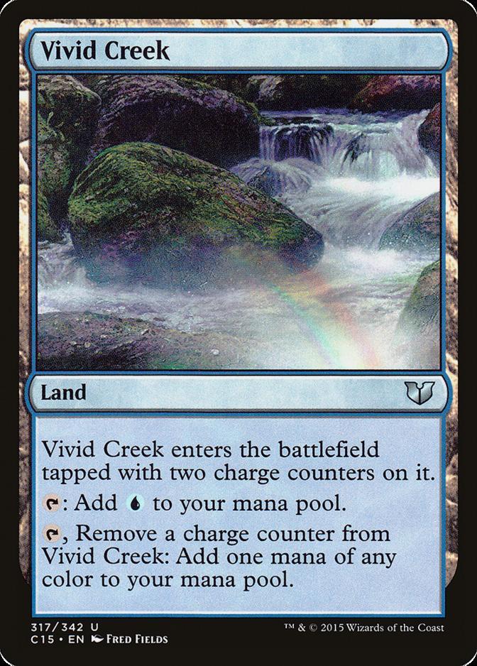 Vivid Creek [C15]