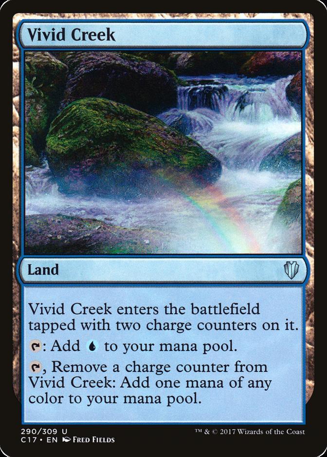 Vivid Creek [C17]