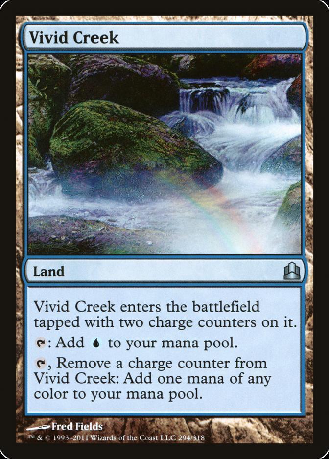 Vivid Creek [CMD]