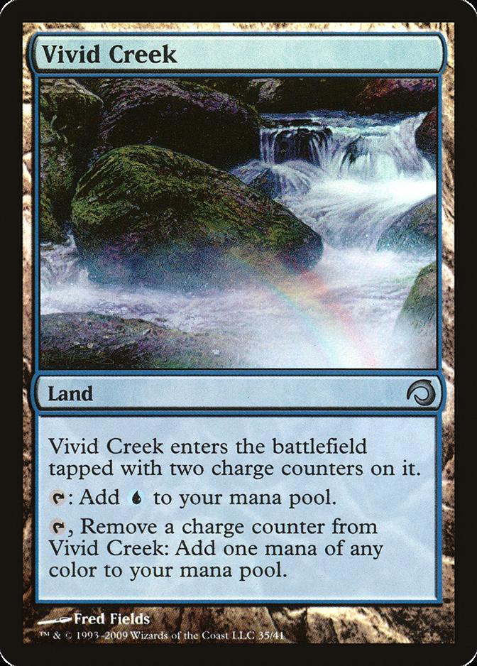 Vivid Creek [H09]