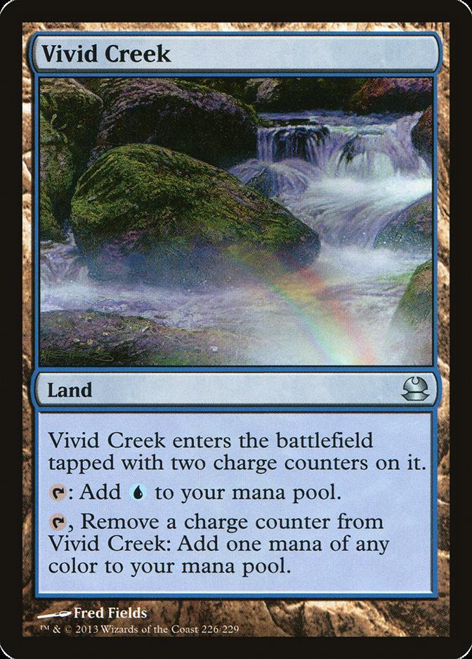 Vivid Creek [MMA] (F)
