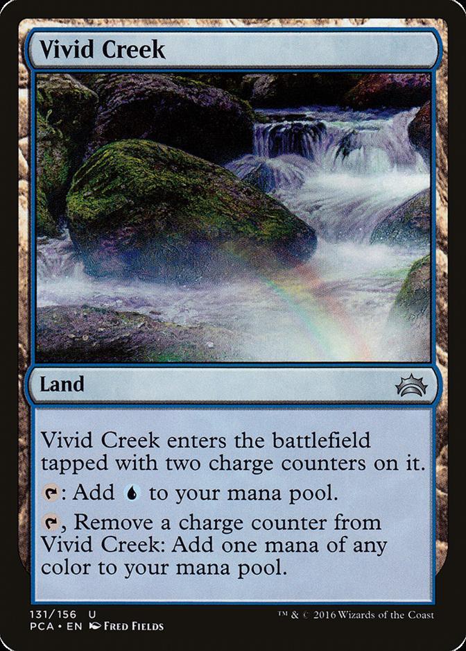 Vivid Creek [PCA]