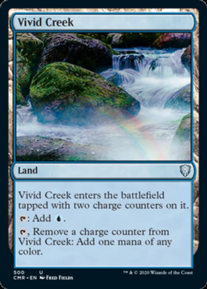 Vivid Creek <precon> [CMR]