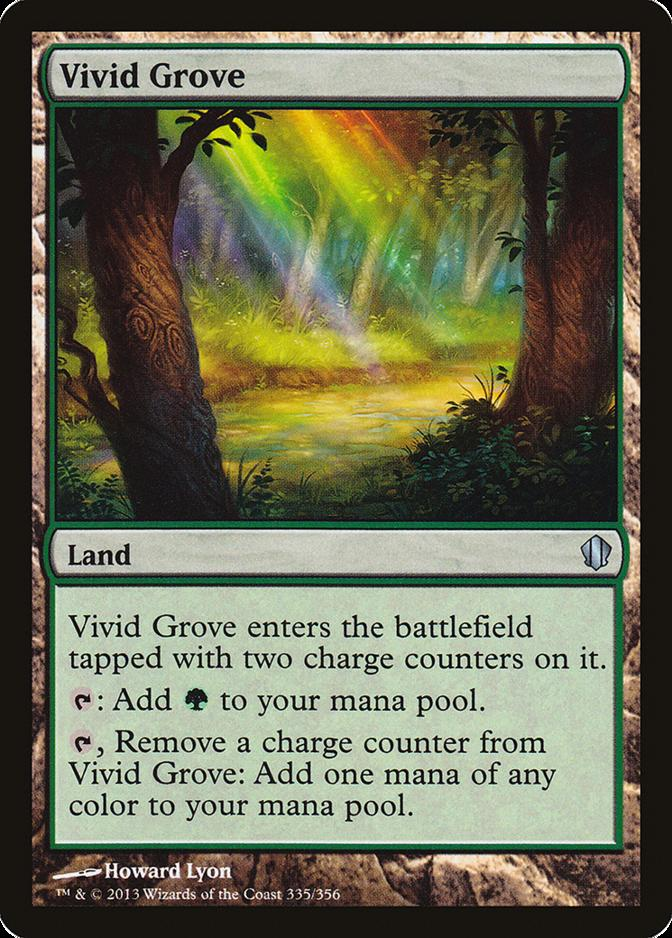 Vivid Grove [C13]
