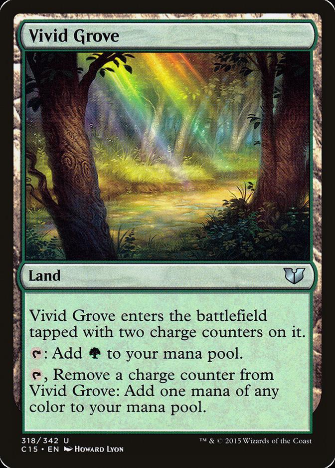 Vivid Grove [C15]
