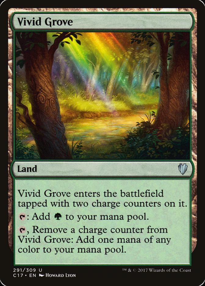 Vivid Grove [C17]
